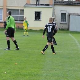 2018-10-20 Młodzik - Sparta Miejska Górka 0 -2 Orla Jutrosin