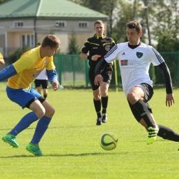 Rylovia Rylowa - Sokół Maszkienice 2-2