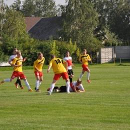 LKS Kamienica Polska - Warta Zawada