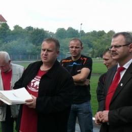 Zakończenie sezonu 2008/2009 drużyn młodzieżowych (17.06.2009 r.)