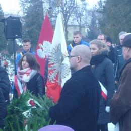 14.01.2017: Pogrzeb trenera Leszka Rzepki
