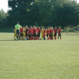Orliki U-10:Trójka Łochów vs Naprzód Skórzec 3:2 11.06.2015