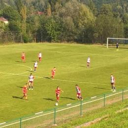 Inter Krostoszowice - LKS Rój :: Juniorzy Rybnik - 11.09.2016