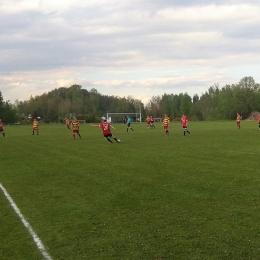 11.05.2019 Pierwsza Drużyna Płomień-Alkas Aleksandria 3-3