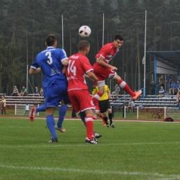 III liga: Pogoń Lębork - Chemik Bydgoszcz 1:3