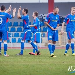 III liga 2014/15: Wisła Sandomierz 2-1 Wierna Małogoszcz