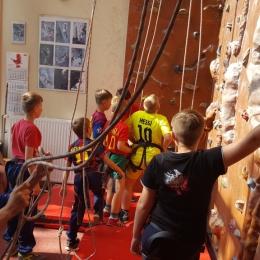 Obóz sportowy w Szczecinku