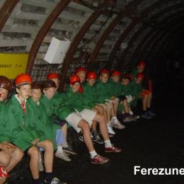 Wycieczka na kopalnię
