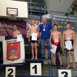 Mistrzostwa Polski Młodziczek i Młodzików w Sumo Lublin - 09-10.09.2016