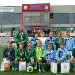 SKRA CUP 2013 - CZĘSTOCHOWA