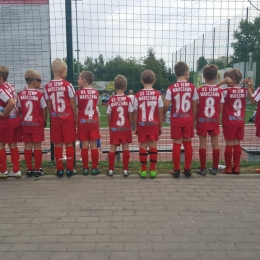 1 kolejka ligi MZPN Semp II - KS Ursus II.
