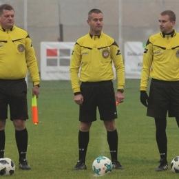 Sokół Maszkienice - Olimpia Kąty 3-4