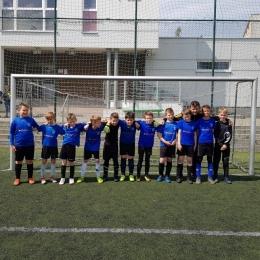 Zmagania ligowe najmłodszych grup