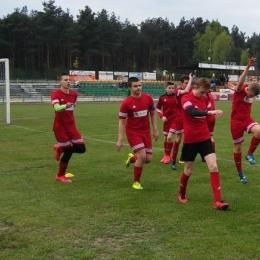 Trampkarze - Liga - Tulisia vs Sokół Kleczew