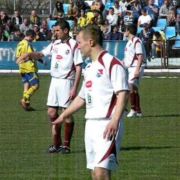 Krajna Sępólno Krajeńskie - Chełminianka Chełmno (24.04.2010 r.)