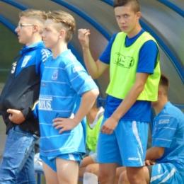Marcinki  3-2 Kania junior