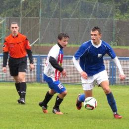 Junior starszy: MKS Kluczbork - Polonia Nysa 3:0, 17 października 2015