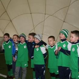 Rocznik 2010 Liga Zimowa Brwinów.