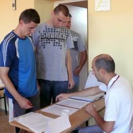 Zebranie wyborcze 2010/11