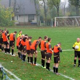 ZKS Zelgniewo 2:1 LZS Legion Krępsko dnia 26.10.2014 r.