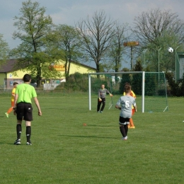 Młodziki 2004: 08.04.2016 ŁKS Łochów vs UKS Dragon Bielany 5:0