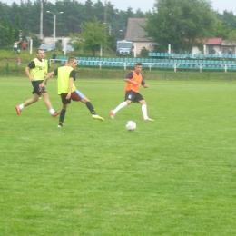 03.08.2016: Dąb - Zawisza Bydgoszcz 2:1 (sparing)