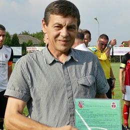 Wręczenie Pucharów za Awans do III ligi [12.08.2015]