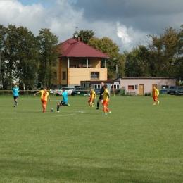 Młodziki 2004: 25.09.2016 ŁKS Łochów - Dolcan II Ząbki 5:5 (3:0)