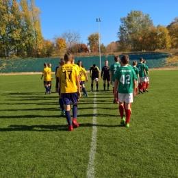 Kolejka 11 Lublinianka - AP TOP54 Biała Podlaska 4:0