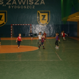 Trening - Mikołaj 2013