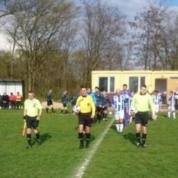 Liga - Seniorzy - Olszówka vs Tulisia
