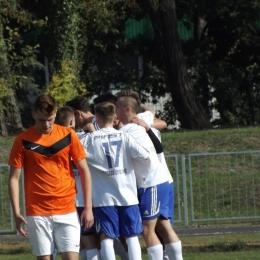 Juniorzy Piast  Hetman Byczyna 4-0