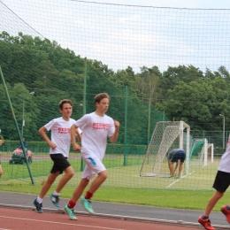 Obóz sportowy trampkarzy GKS - Sieraków 2016