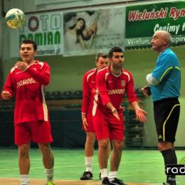 Halowe Mistrzostwa Powiatu Wieluńskiego w Piłce Nożnej Seniorów - Eliminacje