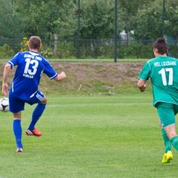 Olimpia Elbląg - Wel Lidzbark (7:0) 24.08.2014r