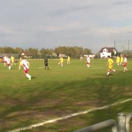 KS 27 II Gołkowice -  Inter Krostoszowice :: B-Klasa Rybnik 17.04.2016