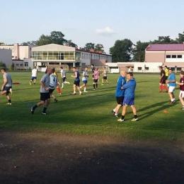 Pierwszy trening w sezonie 2015/2016