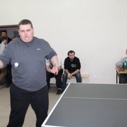 II Turniej Tenisa Stołowego o Puchar Prezesa LKS Puls Broszkowice
