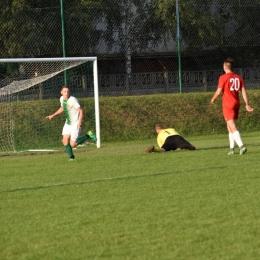 Płomień Przystajń - Błękitni Herby