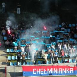 Chełminianka Chełmno - Start Pruszcz Pomorski (16.06.2010 r.)