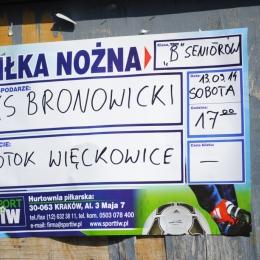 Bronowicki - Potok Więckowice 5:2