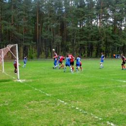 Legion Krępsko 2:3 Unia Bartoszkowo dn. 17.05.2015r.