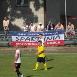 Pogoń - Sparta Szamotuły