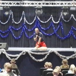 Świąteczna Kania .