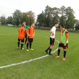 2017-09-26 Juniorzy: Orla Jutrosin 8 - 0 Zjednoczeni Pudliszki