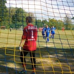 Dwór Kombornia 1:1 Victoria Dobieszyn (źródło: www.victoriadobieszyn.futbolowo.pl)