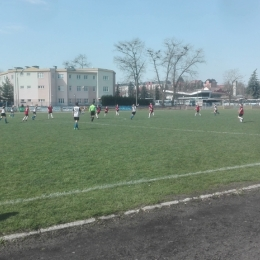 02.04.2017 IV liga:Fuks Brix Pułtusk - ŁKS Łochów 2:3 (0:2)