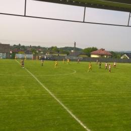Inter Krostoszowice - SKF Rowień :: Juniorzy Rybnik - 5.06.2016