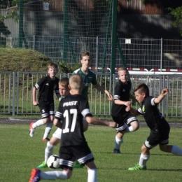 Baraż młodzików Piast - OKS Olesno 0-8