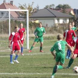 Trampkarze II Piast - Naprzód Jemielnica 4-0